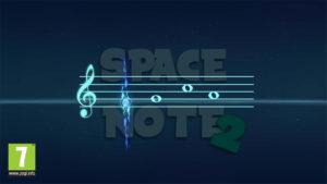 Space Note un jeu pour apprendre le solfège